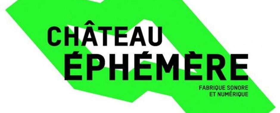 Le Château Éphémère cherche un.e chargé.e de l'action, de la production et de la programmation artistique