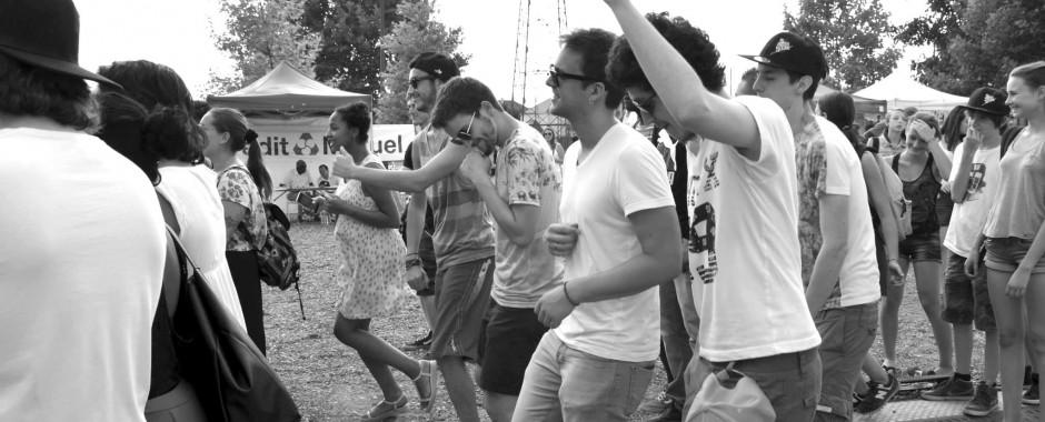 Un samedi de festival dans le Val d'Oise !