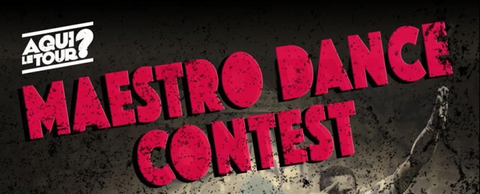 Maestro Dance Contest