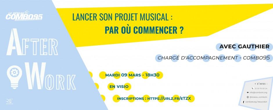 Lancer son projet musical : par où commencer ?