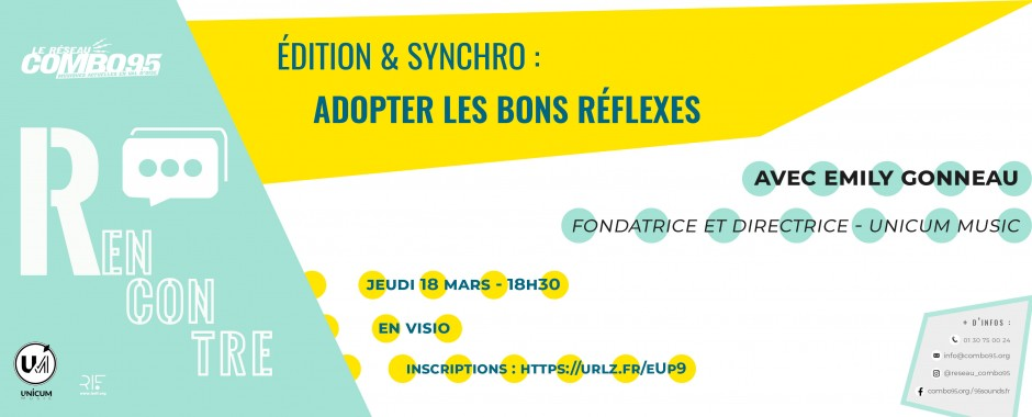 Edition & synchro – adopter les bons réflexes