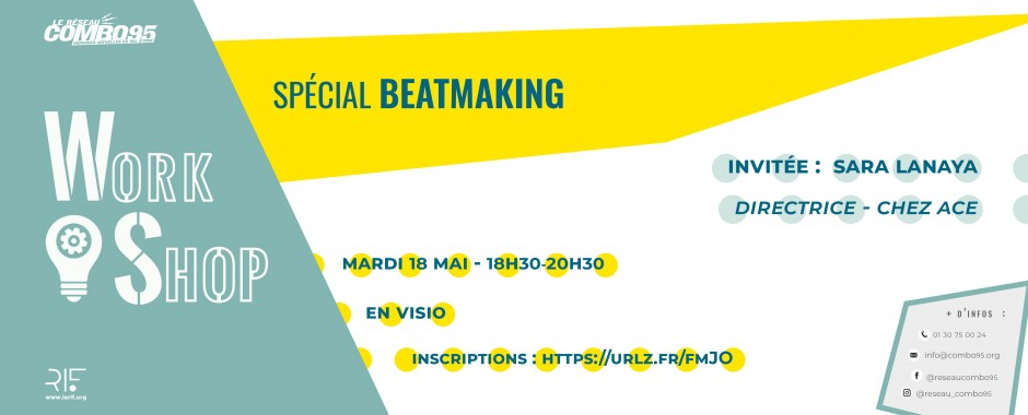 Workshop spécial beatmaking
