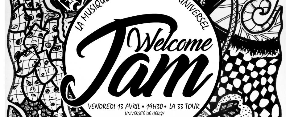 """""""Welcome Jam"""" la musique comme langage universel"""