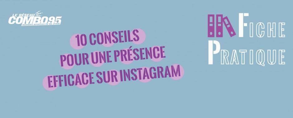 Fiche Pratique - Promouvoir sa musique sur Instagram