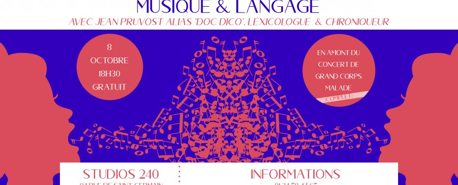 Musique & langage