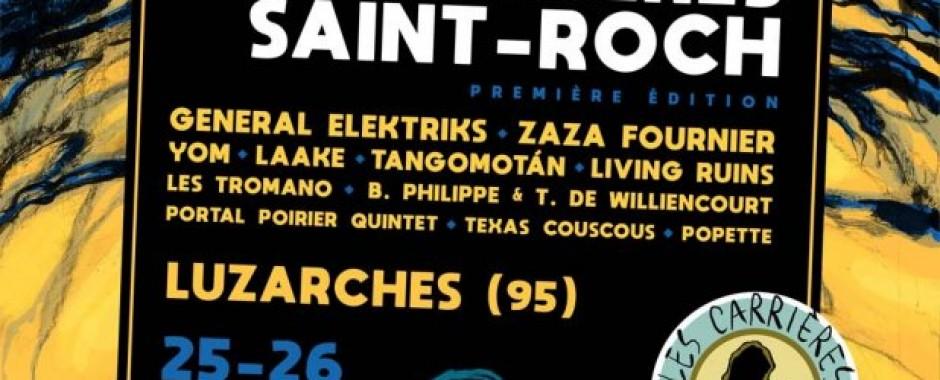 Enfin un festival de musiques actuelles dans le Val d'Oise
