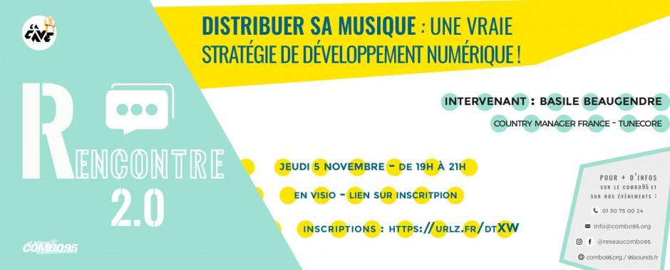 Distribuer sa musique : une vraie stratégie de développement numérique !
