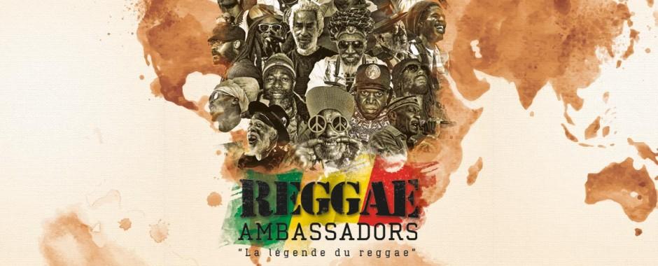 "Projection du documentaire ""Reggae Ambassadors"""