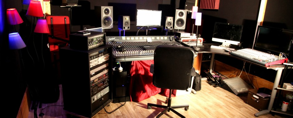 Un studio privé pour compositeur/producteur/ beatmaker/whatever?!
