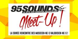 95 Sounds Meet-Up ! Soirée rencontre des musiciens valdoisiens