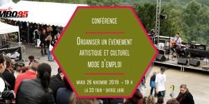 Organiser son event : mode d'emploi