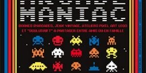 Arcade Maniac : le retrogaming débarque à l'EMB