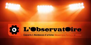 La programmation de l'Observatoire de Cergy - janvier / mars