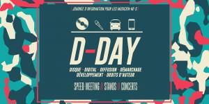 D-DAY La journée d'information des musicien.ne.s