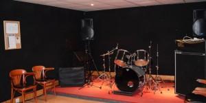 Créneaux disponibles Studios de Répétition à Pontoise