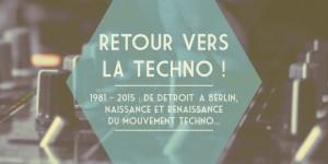 Retour vers la Techno !