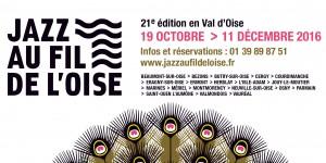 Le Festival Jazz au Fil de l'Oise est de retour !