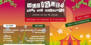 Le festival Musique sous les pommiers cherche des bénévoles !