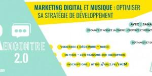 Marketing digital et musique : optimiser sa stratégie de développement