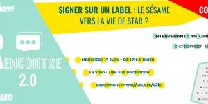 Signer sur un label : le sésame vers la vie de star ?