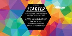 Postulez à l'édition 2018 du dispositif STARTER !
