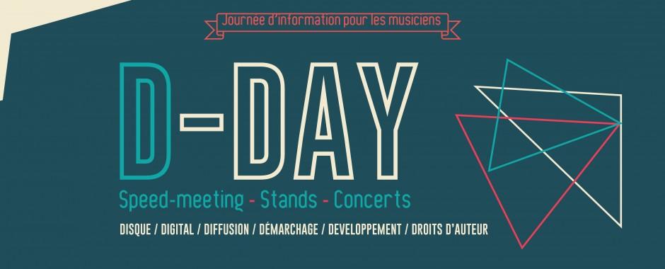 D-Day, la journée d'information pour les musiciens