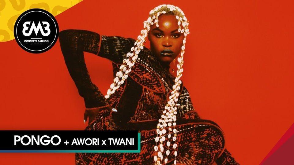 PONGO x AWORI + Twani