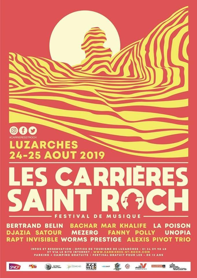 FESTIVAL DES CARRIERES ST-ROCH // 2eme EDITION