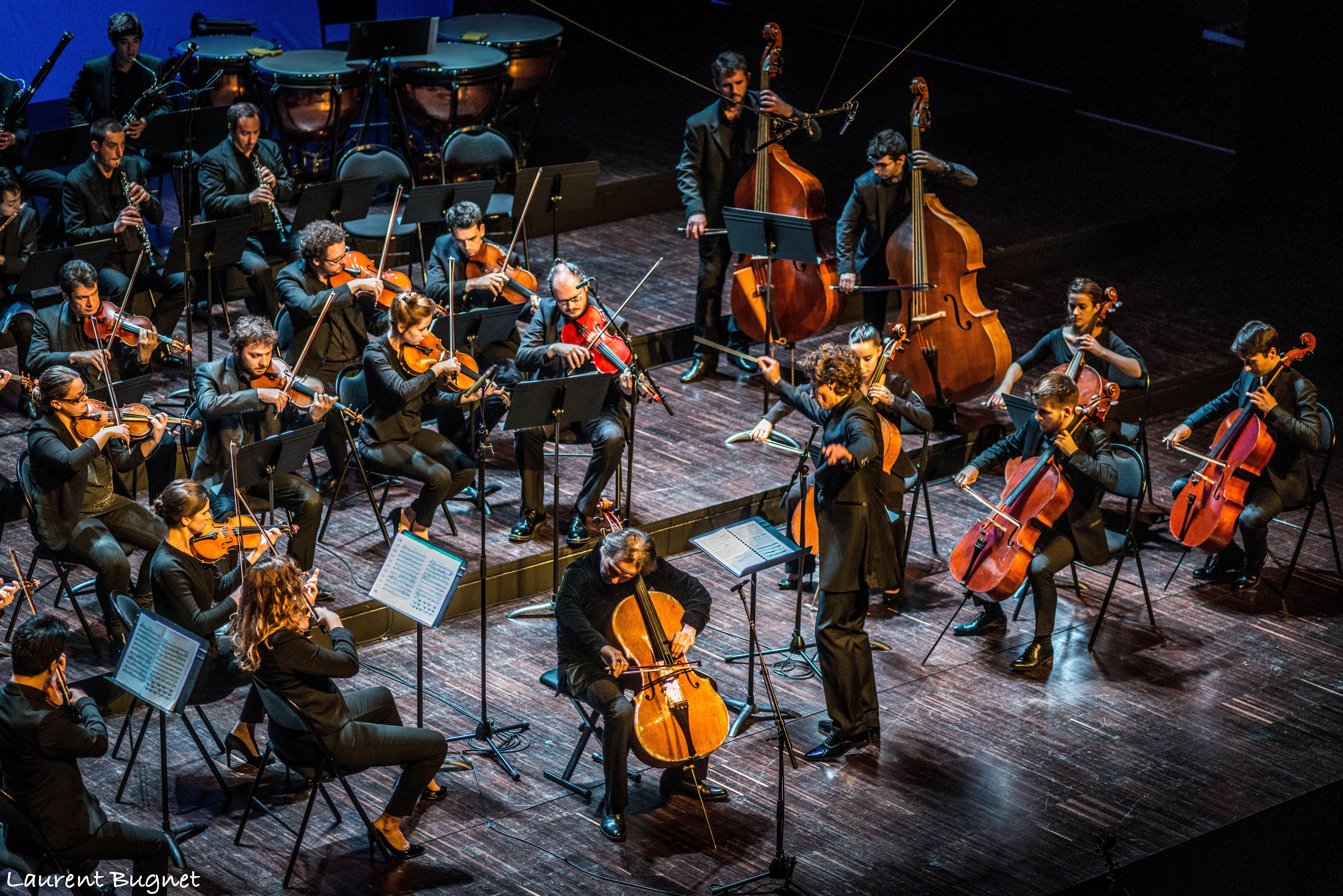 Au coeur de l'Europe centrale avec l'Orchestre de chambre Nouvelle Europe