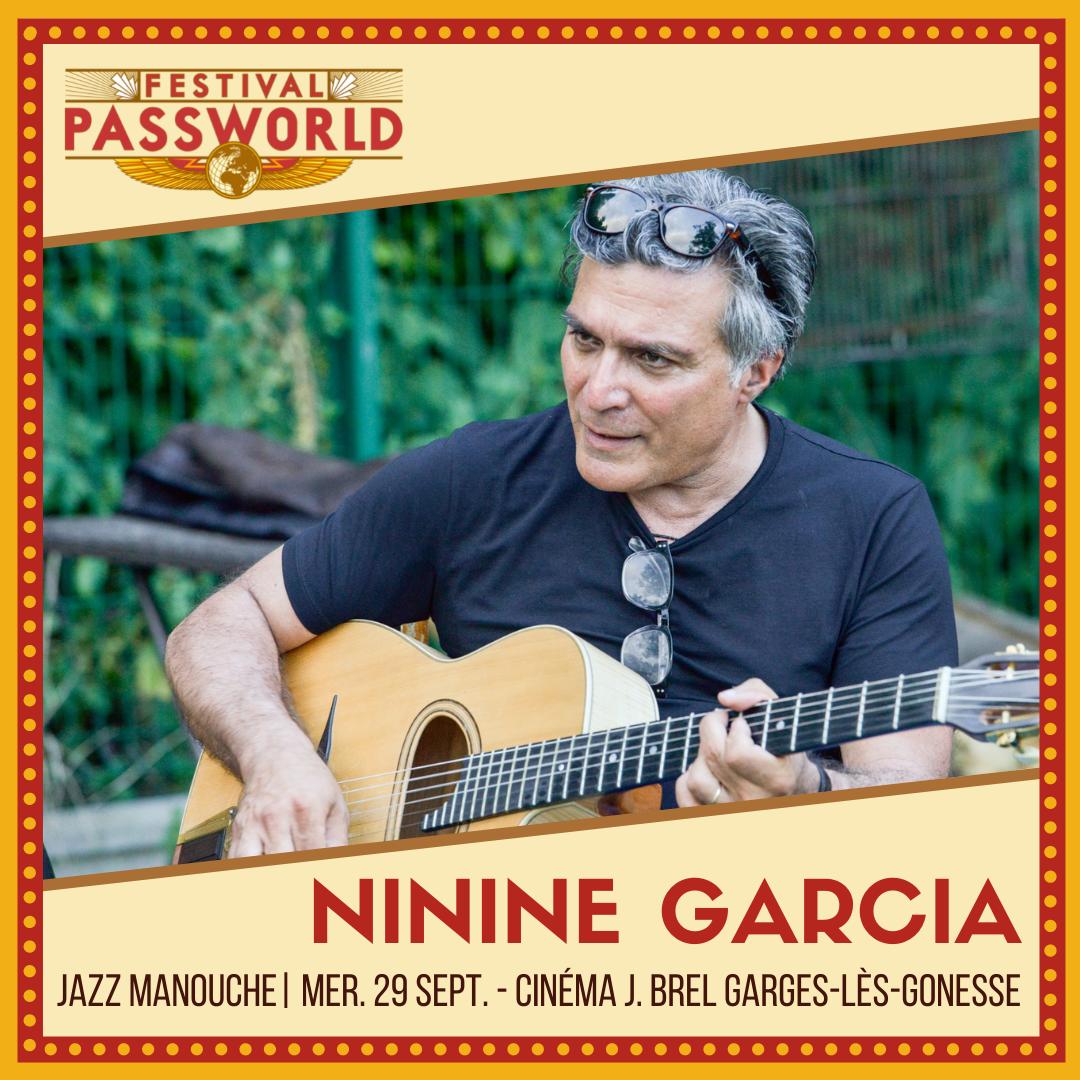 Ninine Garcia | Ciné-concert
