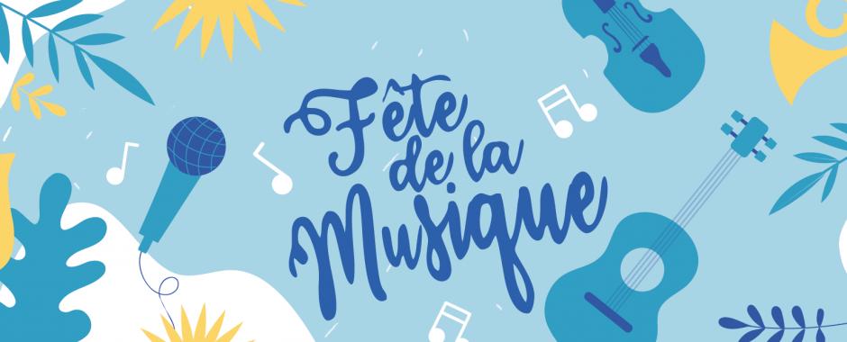 Fête de la musique Cergy 2021