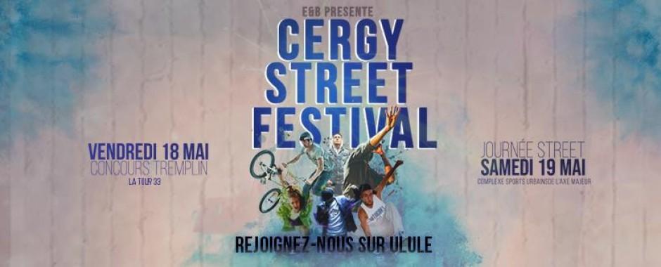 Cergy Street Festival