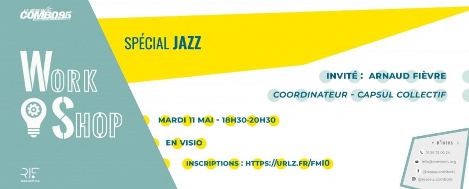 Workshop spécial jazz