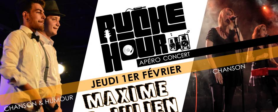 Maxime & Julien + NiNE