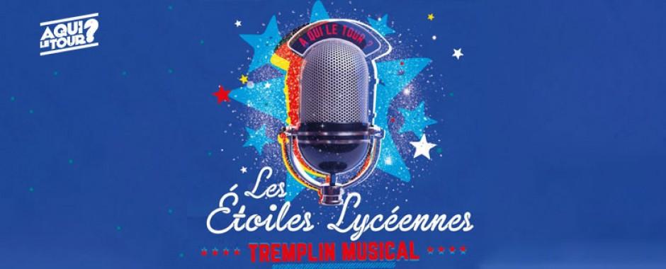Les Etoiles Lycéennes - Finale du tremplin des Lycées 2020