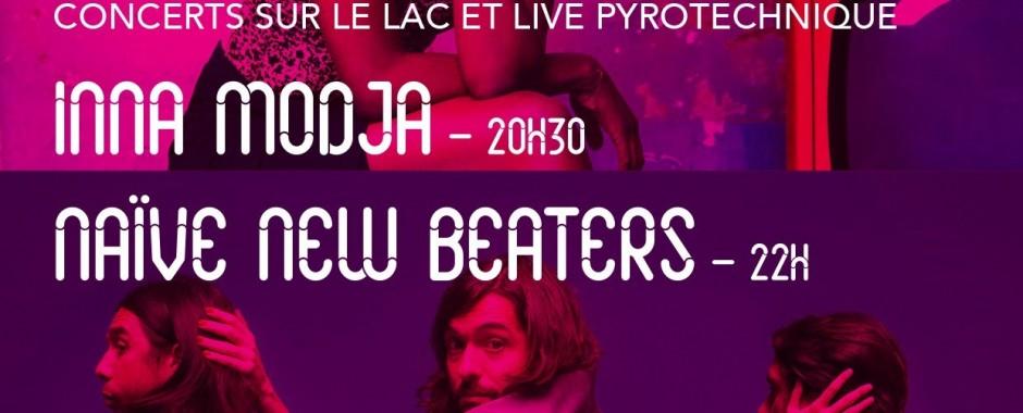 Naïve New Beaters + Inna Modja