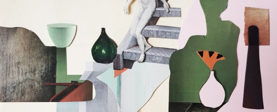 MLG Kollage - Une exposition de Maud Legall