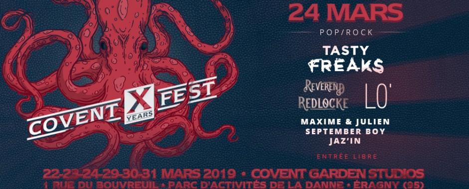 CoventXFest Day 3