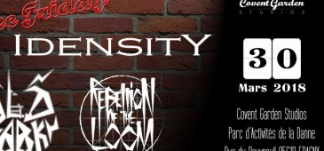 Free Friday : Idensity - Old Sparky - Rebellion of the loom