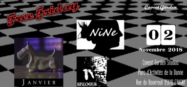 Free Friday : Janvier - NiNe - Epilogue