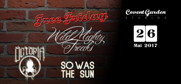 Free Friday : Wild Mighty Freaks