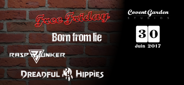Free Friday : Born From Lie