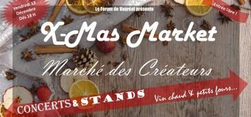 X-Mas Market : Marché des Créateurs