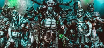 GWAR + VOIVOD + Downcast Collision
