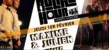 Maxime & Julien + NiNE