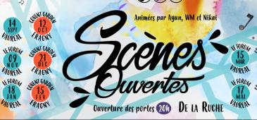 Scène Ouverte by La Ruche