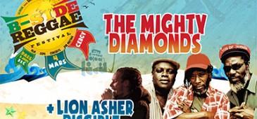 The Mighty Diamonds + Lion Asher Disciple - B SIDE REGGAE