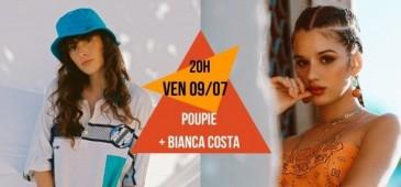 Concert - Poupie + Bianca Costa