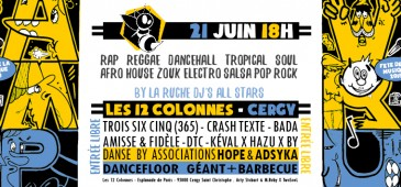 Cergy Warm Up 2018