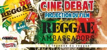 FILM - REGGAE Ambassadors - B SIDE REGGAE Festival